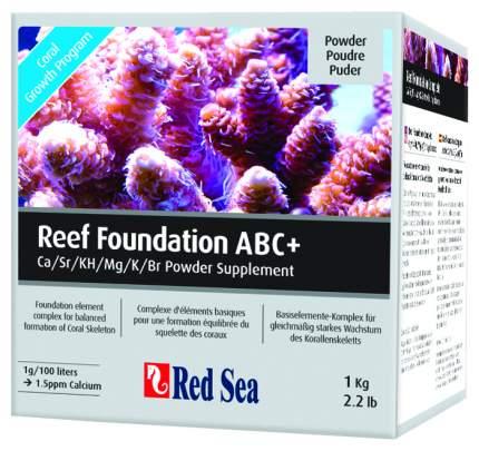 Набор добавок для роста кораллов Red Sea Reef Foundation ABC 3х250мл