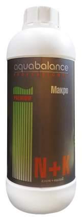 Удобрение для аквариумных растений Aquabalance Макро N+K 1000 мл