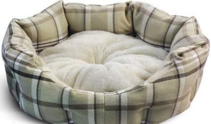 Лежанка для кошек и собак Triol 52x57x18см бежевый