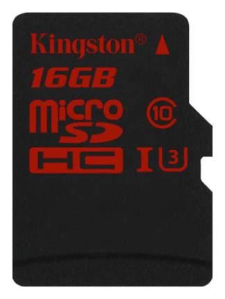 Карта памяти Kingston Micro SDHC SDCA3 16GB