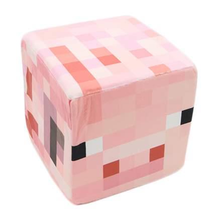 Мягкая игрушка Minecraft Куб Pig (Поросенок), 20 см