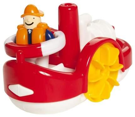 AQUAPLAY Игровой набор игрушки для воды Акваплей Колесный пароход со шкипером 259