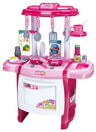 Детская кухня Shenzhen Toys игровой набор 19 предметов Д79510, в асс.