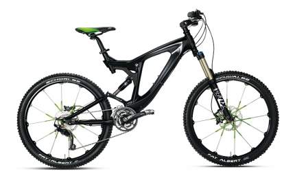 Горный велосипед BMW 80912222104