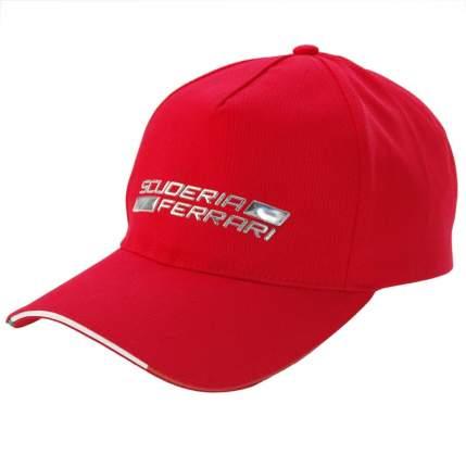 Бейсболка Ferrari Shield Metal 270033330R Red