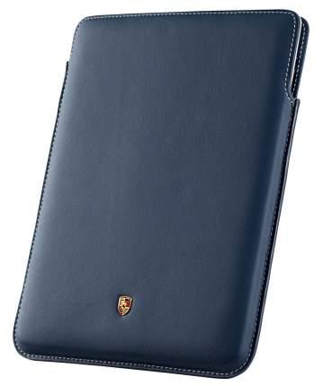 Кожаный чехол Porsche для iPad 23 WAP0300130E blue