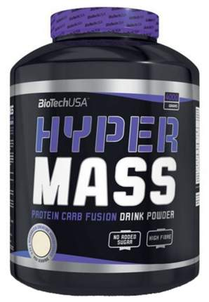 Гейнер BioTech Hyper Mass 4000 г Caramel-Cappuccino