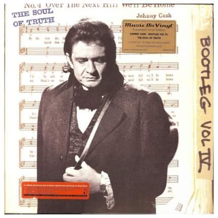 Виниловая пластинка Johnny Cash THE BOOTLEG SERIES VOL, 4: THE SOUL OF TRUTH (180 Gram)