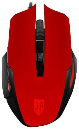 Проводная мышка Jet.A OM-U54 Red/Black