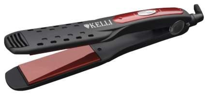 Выпрямитель волос Kelli KL-1225 Black/Red
