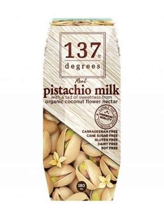 Молоко фисташковое 137 Degrees, 180мл