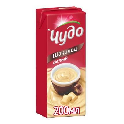 Коктейль Чудо шоколад белый молочный 3% 216 г