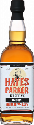 Whiskey Hayes Parker Bourbon