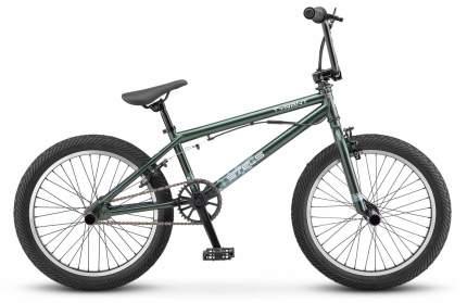 "Велосипед Stels Tyrant 20 V020 2018 10"" оливковый"