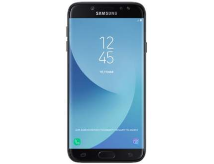 Смартфон Samsung Galaxy J7 (2017) 16Gb Black (SM-J730F)