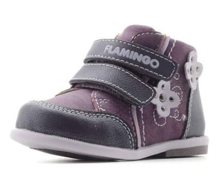 Ботинки Flamingo Сливовый р.20