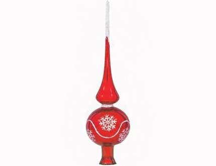 Верхушка для ели Елочка С 3-красный (h-275)