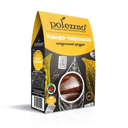 Какао порошок Polezzno 500 г
