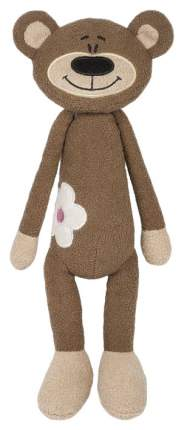 Мягкая игрушка «Медвежонок с цветочком», 33 см Maxitoys