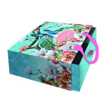 """Коробка подарочная """"Павлины"""""""