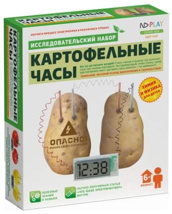 Набор для исследования ND Play Картофельные часы NDP-034