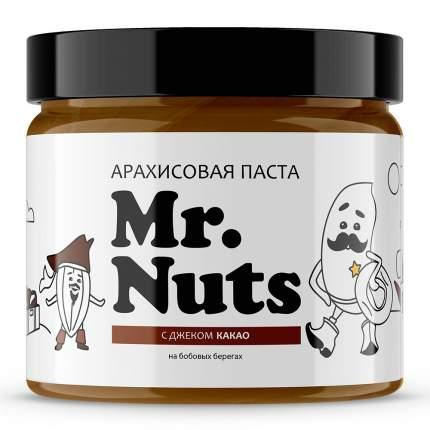 Арахисовая паста Mr.Nuts с какао и кокосовой стружкой 300 г