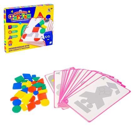 Настольная игра для малышей «Весёлые фигурки» ЛАС ИГРАС