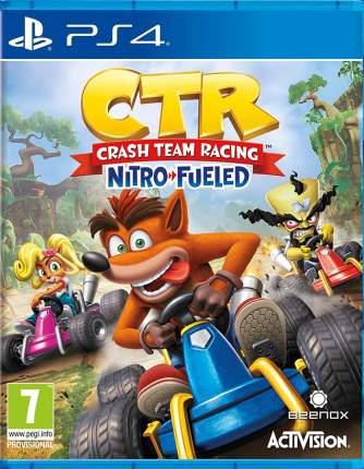 Игра для PlayStation 4 Crash Team Racing Nitro-Fueled