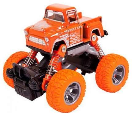 Машинка инерционная Junfa toys джип Автомаркет с элементами металла 121894-TN