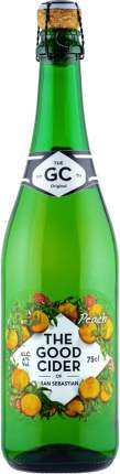Сидр The Good Cider Peach 0.75 л