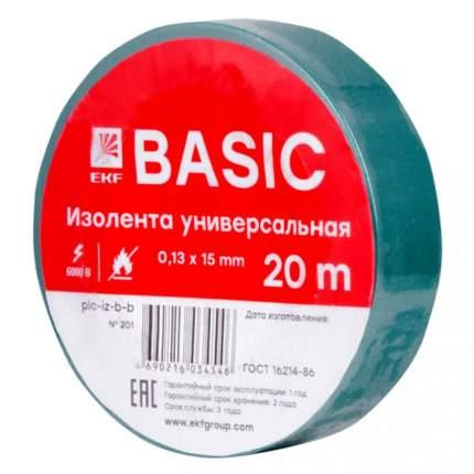 Изолента EKF plc-iz-b-g