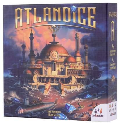Настольная игра Asmodee Гибель Атлантиды