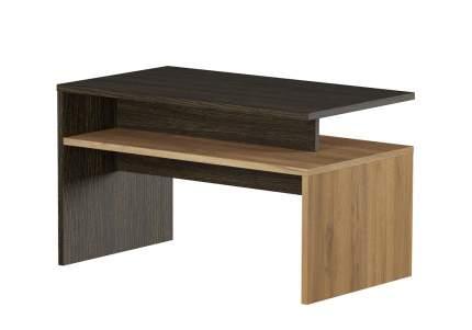 Журнальный столик Mobi Лайт 03.235 1356262 70х40х41,7 см, венге/дуб крафт золотой