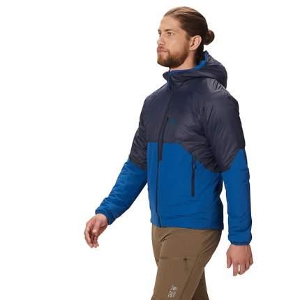 Куртка Mountain Hardwear Compressor Hoody, dark zinc, L INT