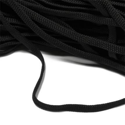 Шнур обувной 859 черный 8 мм x 200 м