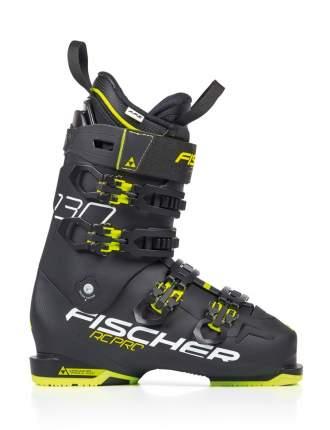 Горнолыжные ботинки Fischer RC Pro Vacuum Full Fit 2019, black/yellow, 27.5