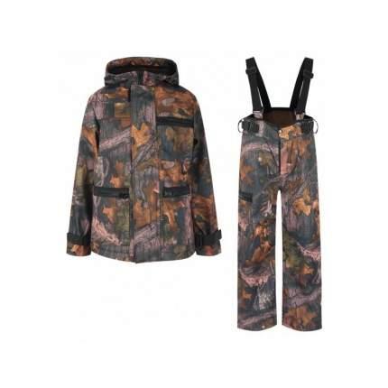 Комплект верхней одежды URSINDO, цв. коричневый р. 134