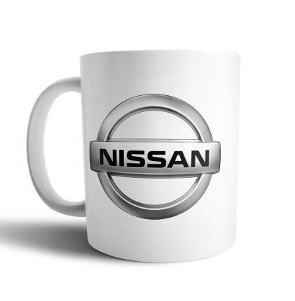 Кружка Nissan Mug NISMUG White