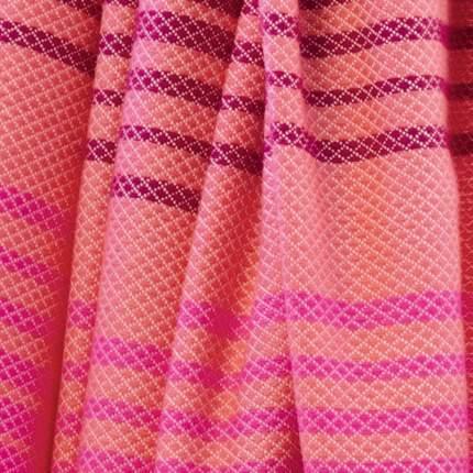 Плед для пикника Biederlackborbo Picnic&Outdoor 155x180см, красный с белым