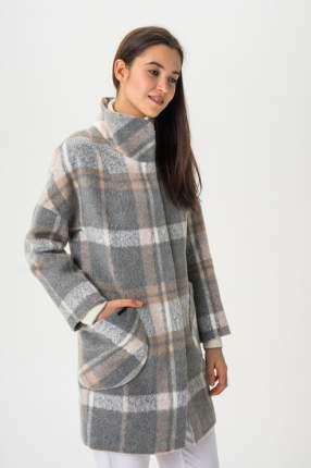 Пальто женское ElectraStyle 3-7007/4-282 серое 42 RU