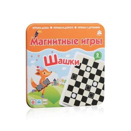 Магнитная игра БУМБАРАМ IM-1007 Шашки