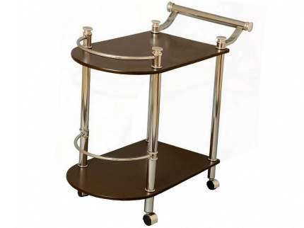Сервировочный столик Red and Black 5038-WD-W Орех темный