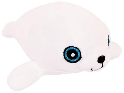 Мягкая игрушка Abtoys Тюлень белый 13 см