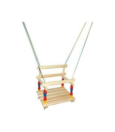 Качели R-TOYS деревянные подвесные Д172053