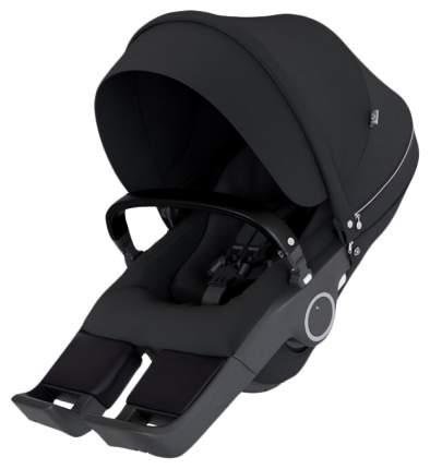 Сидение прогулочное Stokke (Стокке) Xplory V6 Black черый 509704