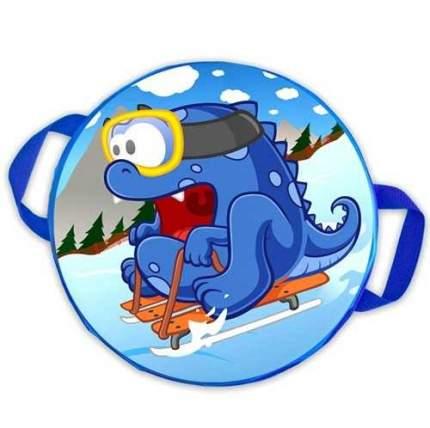 Санки-ледянки SportElite № 76 дракон на санках d-45см