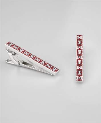 Зажим для галстука HENDERSON TC-0119 бордовый