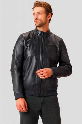 Куртка мужская Finn Flare A18-21800 синяя 2XL