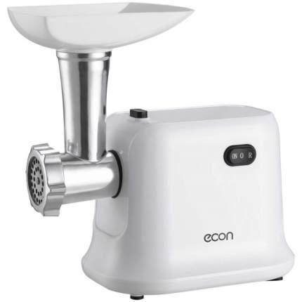 Электромясорубка ECON ECO-1016MG White