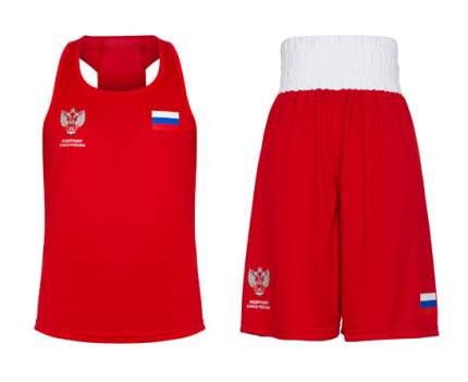 Форма Clinch Competition ФБР, red, 152